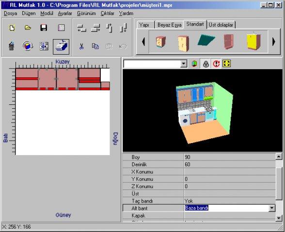 Dise o de cocinas en software libre ciencia con for Software cocinas