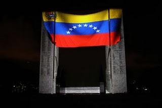 3D Mapping Projecction  Bicentenario de Venezuela